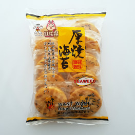 WangWang Seaweed Rice Crackers
